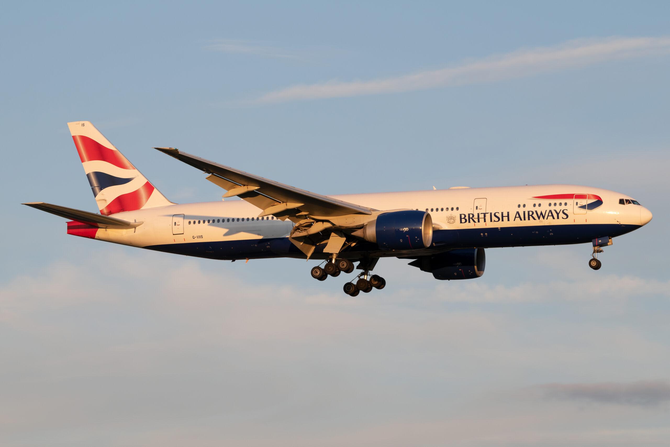 British Airways ondervindt moeilijkheden om bemanningen naar India te laten vliegen