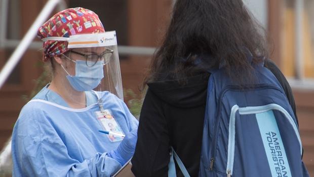 New Brunswick meldde zondag 14 nieuwe COVID-19-gevallen, met actieve gevallen oplopend tot 128