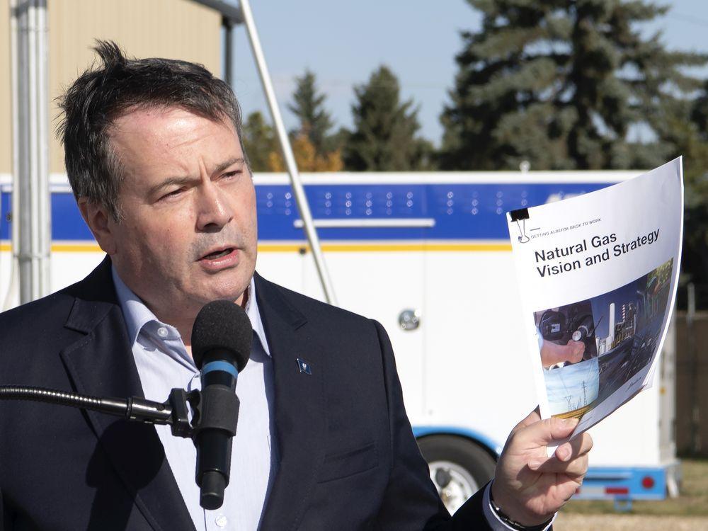 Edmonton's nieuwe blauwe waterstof-energiecomplex aangekondigd met een investering van $ 1,3 miljard