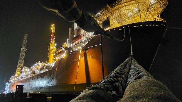 Gesprekken om het ingestorte Terra Nova-olieveld te redden nadat de Nederlandse regering een belang uitsloot