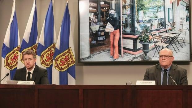 Nova Scotia verrast door de heropening van de grenzen van New Brunswick
