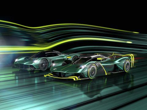 Aston Martin Amr Pro