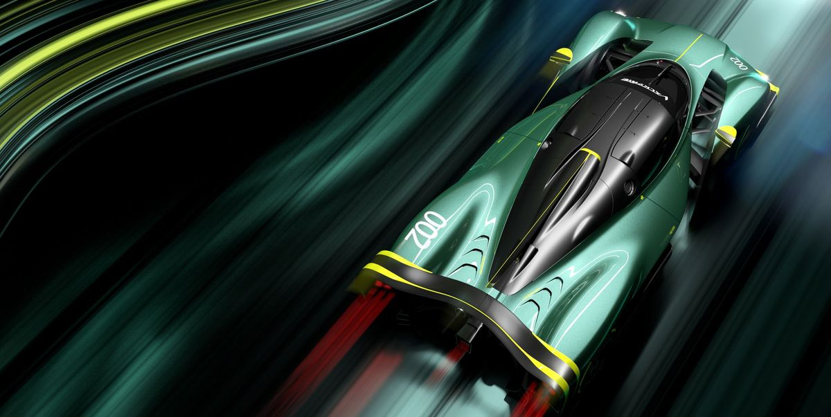 Aston Martin Valkyrie AMR Pro is Le Mans Hypercar, zonder regels