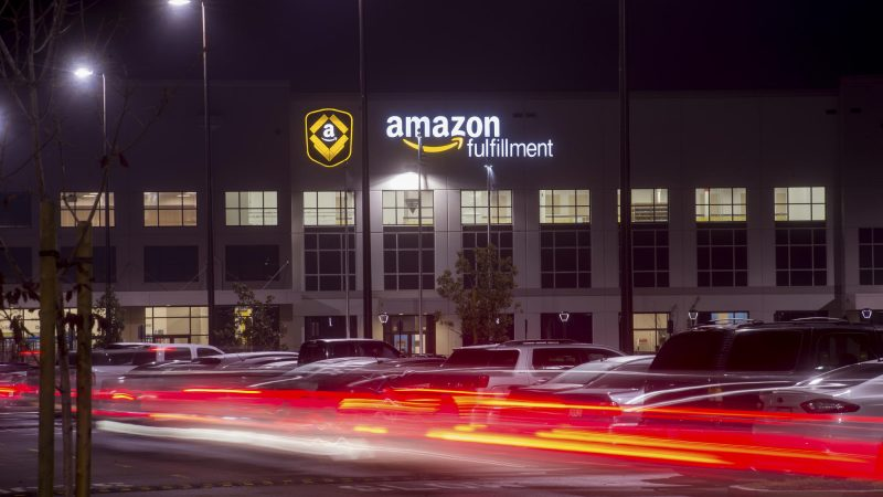 Amazon investeert in Canada's grootste zonnepark in een race voor duurzaamheid