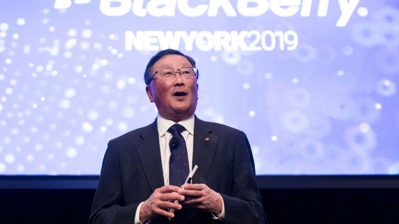 BlackBerry verblijdt zijn enthousiaste volgers met winstwinst in het eerste kwartaal