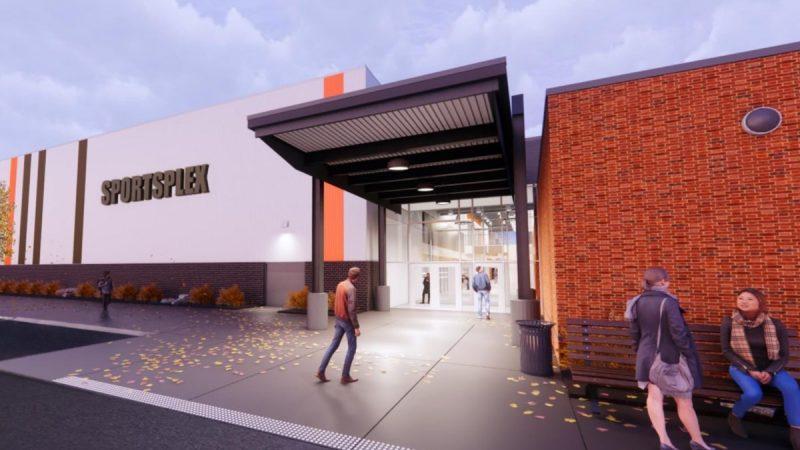De breuk: County komt binnen met financiering om het McMeeken Center met twee kussens te vervangen