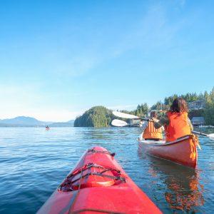 Het toerismebedrijf in BC kan worden gesloten als de internationale grenzen niet snel opengaan