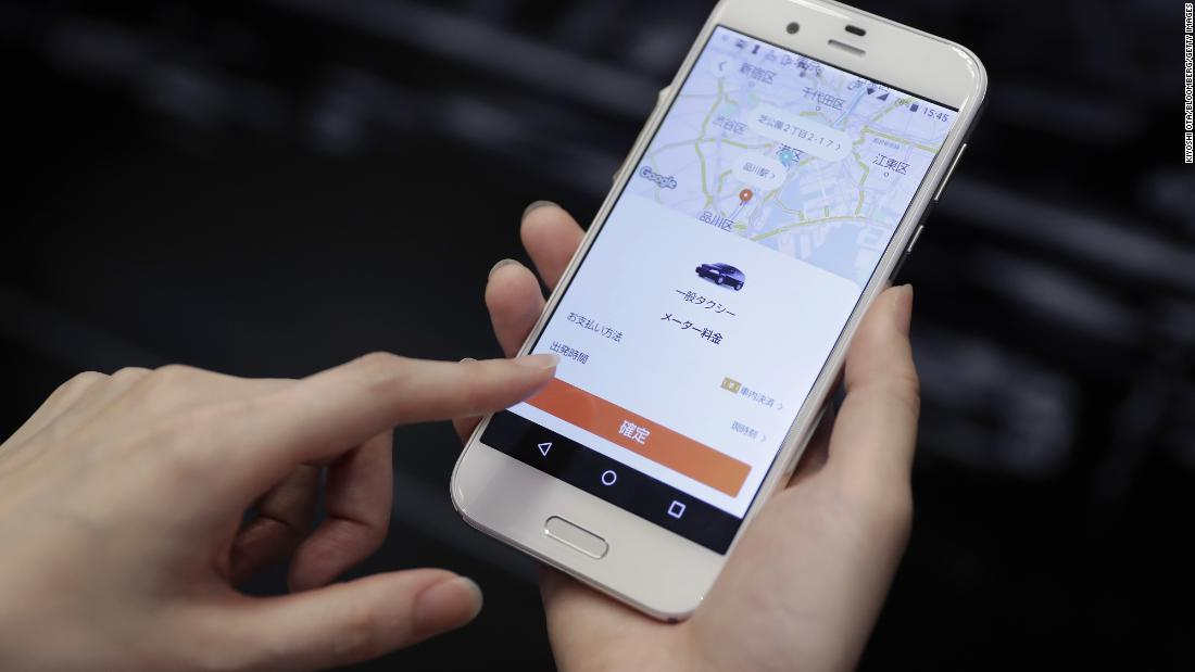 IPO Didi: gigantische Chinese bestanden voor passagiersvervoersdiensten worden openbaar in de Verenigde Staten