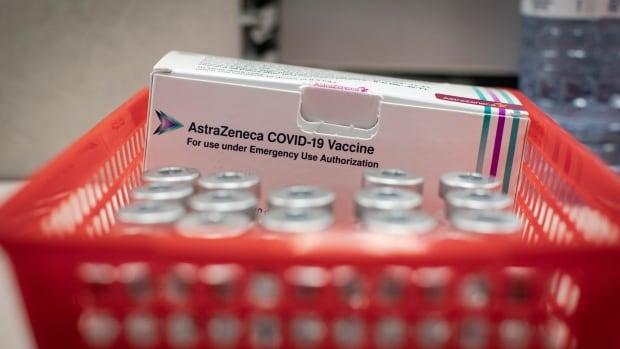 Ontario staat toe dat AstraZeneca COVID-19-vaccin wordt gemengd met Pfizer of Moderna voor tweede injecties