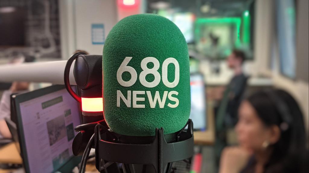 Rogers heeft 680 NEWS en andere Canadese radiostations omgedoopt tot CityNews