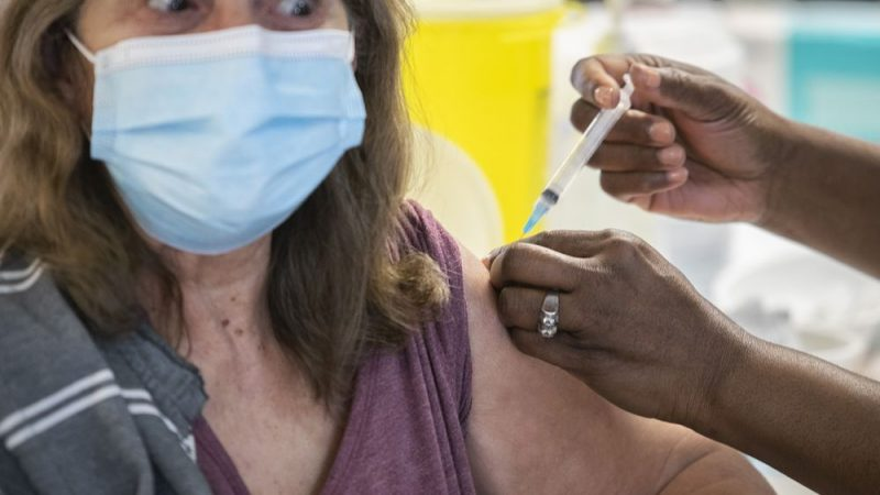 Armpijn: technische problemen belemmeren de registratie van vaccinloterijen