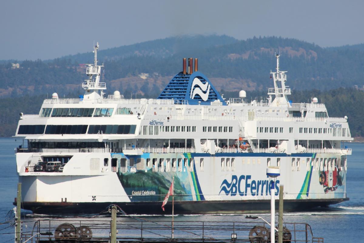 De afvaarten van BC Ferries zijn vooraf geboekt – wat voor frustratie zorgt bij vaste gebruikers