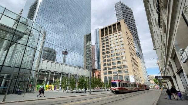 Het leegstandspercentage van kantoren in het centrum van Calgary was 29,2%, een nieuw record