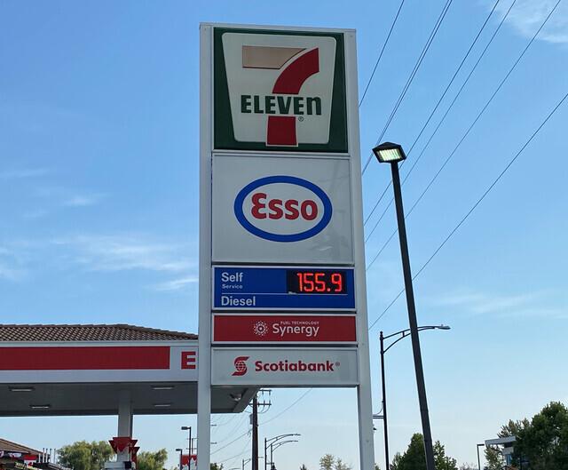 Moet British Columbia de benzineprijzen reguleren?  – stem