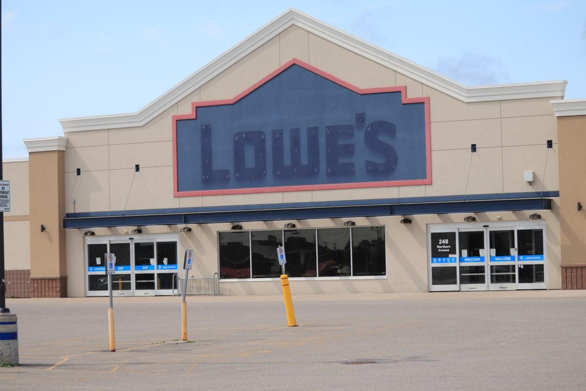 Princess Auto gaat volgende zomer naar de voormalige locatie van Lowe