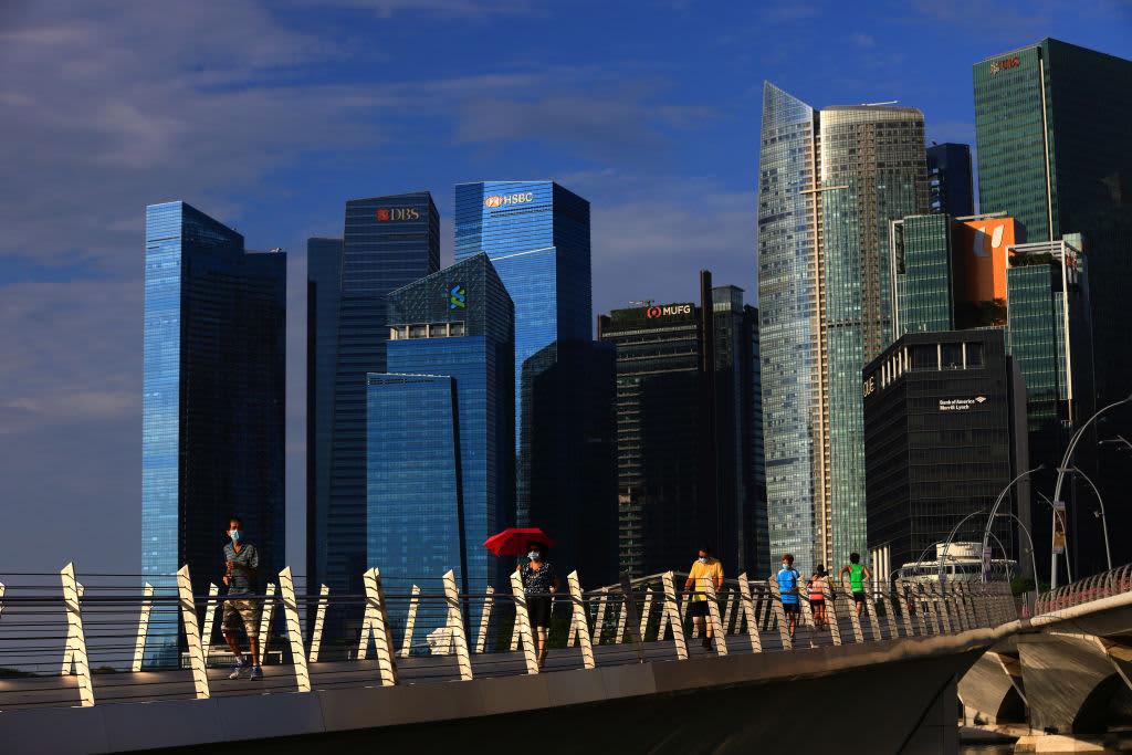 Singapore publiceert voorlopige schattingen van het bbp voor het tweede kwartaal van 2021