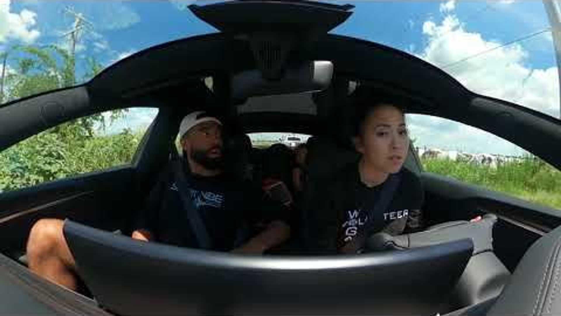 Tesla Model S Plaid's eerste gezinsrit: onbetaalbare feedback