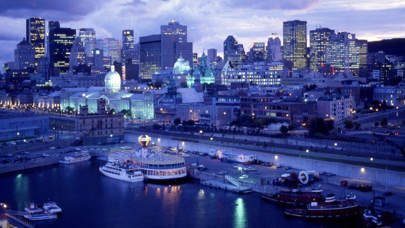 U kunt rechtstreeks van Vancouver naar Montreal vliegen voor $ 46 CAD