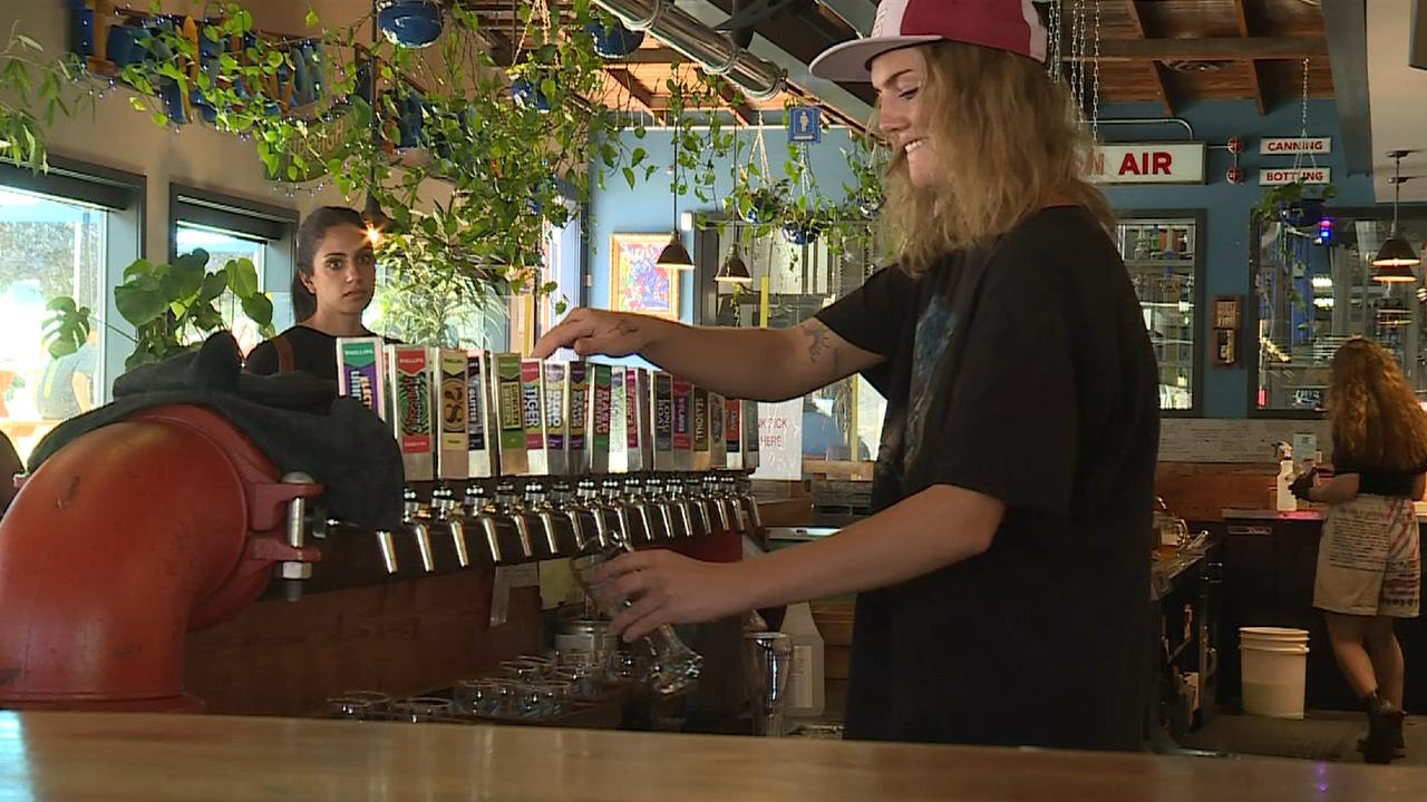 Phillips Brewery zegt geen shots, geen service