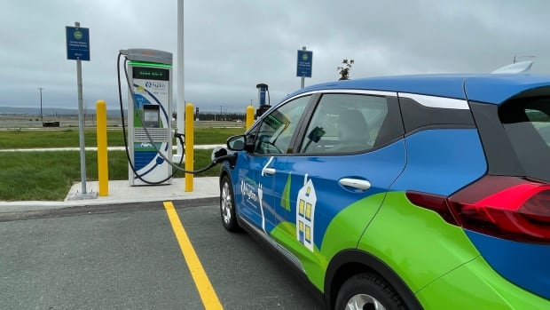 Voltooiing van het eerste 'net het begin' snellaadnetwerk voor bezitters van elektrische auto's in NL