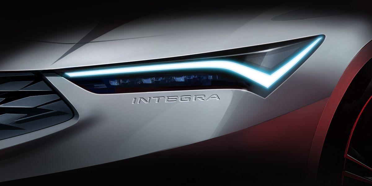 Acura brengt de Integra terug in 2022