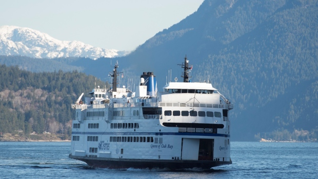 BC Ferries verwijdert wifi op belangrijke vaarroutes