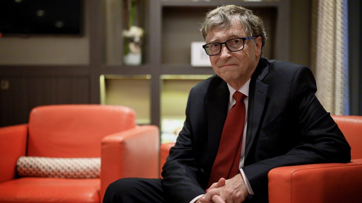 Bill en Melinda Gates zijn officieel gescheiden
