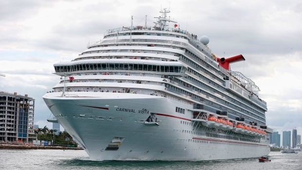 De Belize Tourism Board zei dat 27 mensen aan boord van de Carnival Cruise positief zijn getest op COVID-19