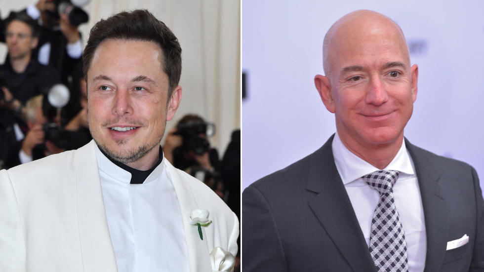 Elon Musk beschuldigt Jeff Bezos ervan met pensioen te gaan, zodat hij 'de taak van het indienen van rechtszaken tegen SpaceX kan voortzetten' – RT USA News