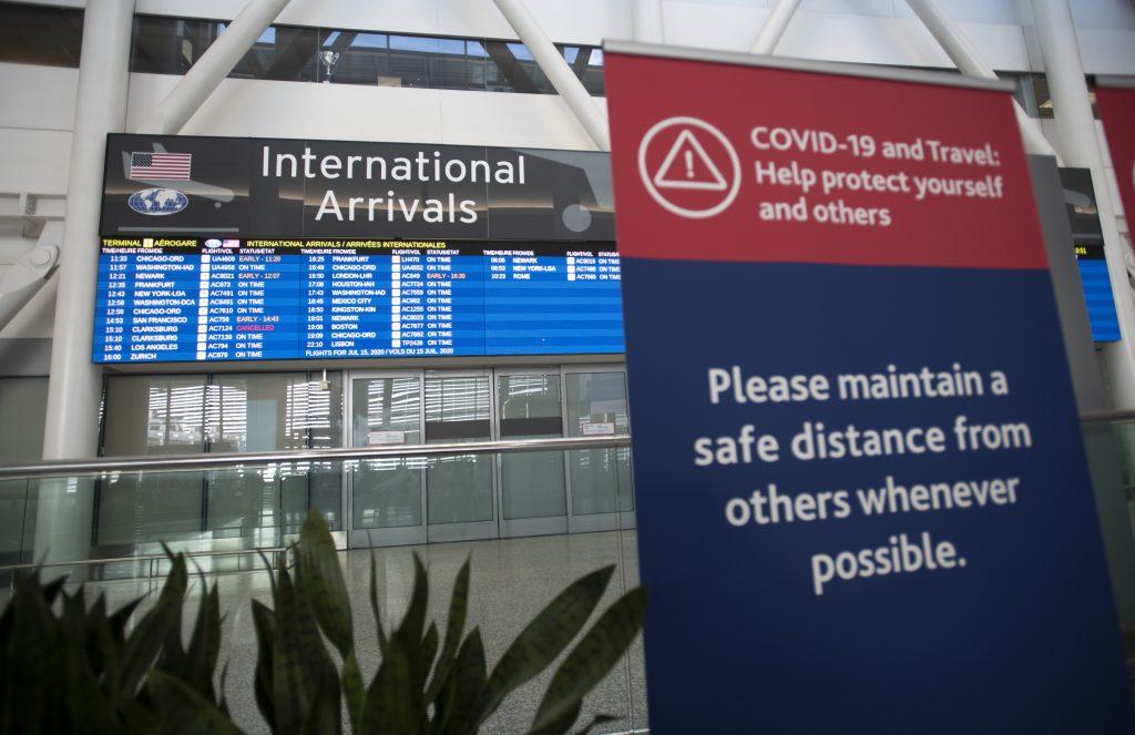 Toronto Pearson Airport waarschuwt voor lange vertragingen dit weekend