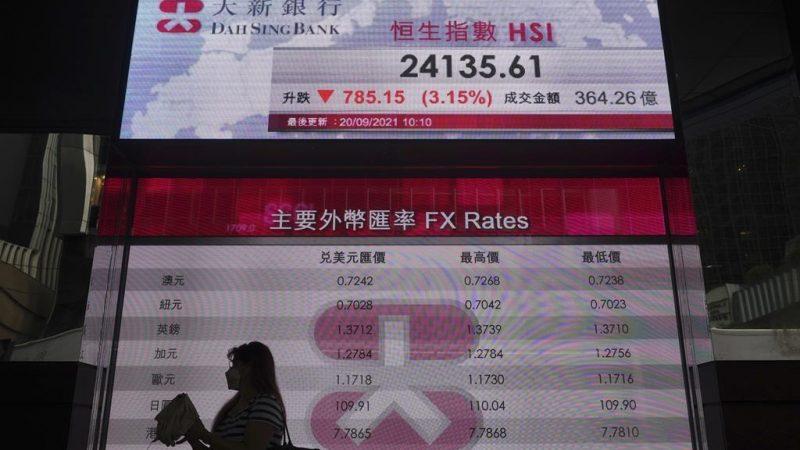 Amerikaanse aandelen koersen af op grootste daling sinds februari