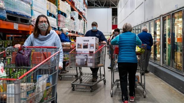 Costco beperkt de aankoop van toiletpapier, papieren handdoeken en schoonmaakspullen in Amerikaanse winkels