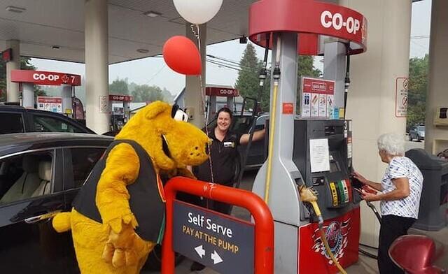 Good Fuel Day Op 21 september wordt 10 cent van elke liter verkochte brandstof bij alle Armstrong regionale coöperatieve gasbars gedoneerd aan lokale goede doelen – Vernon News