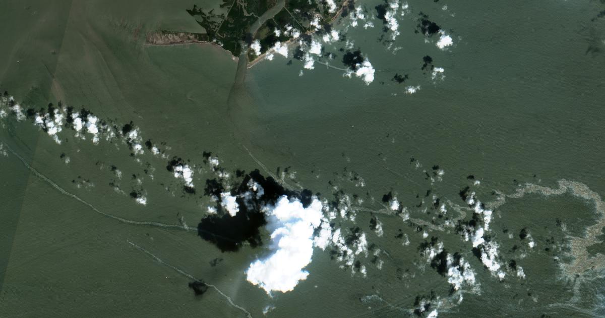 Grote olieramp in de Golf van Mexico na Ida, opruiming is aan de gang |  milieu nieuws