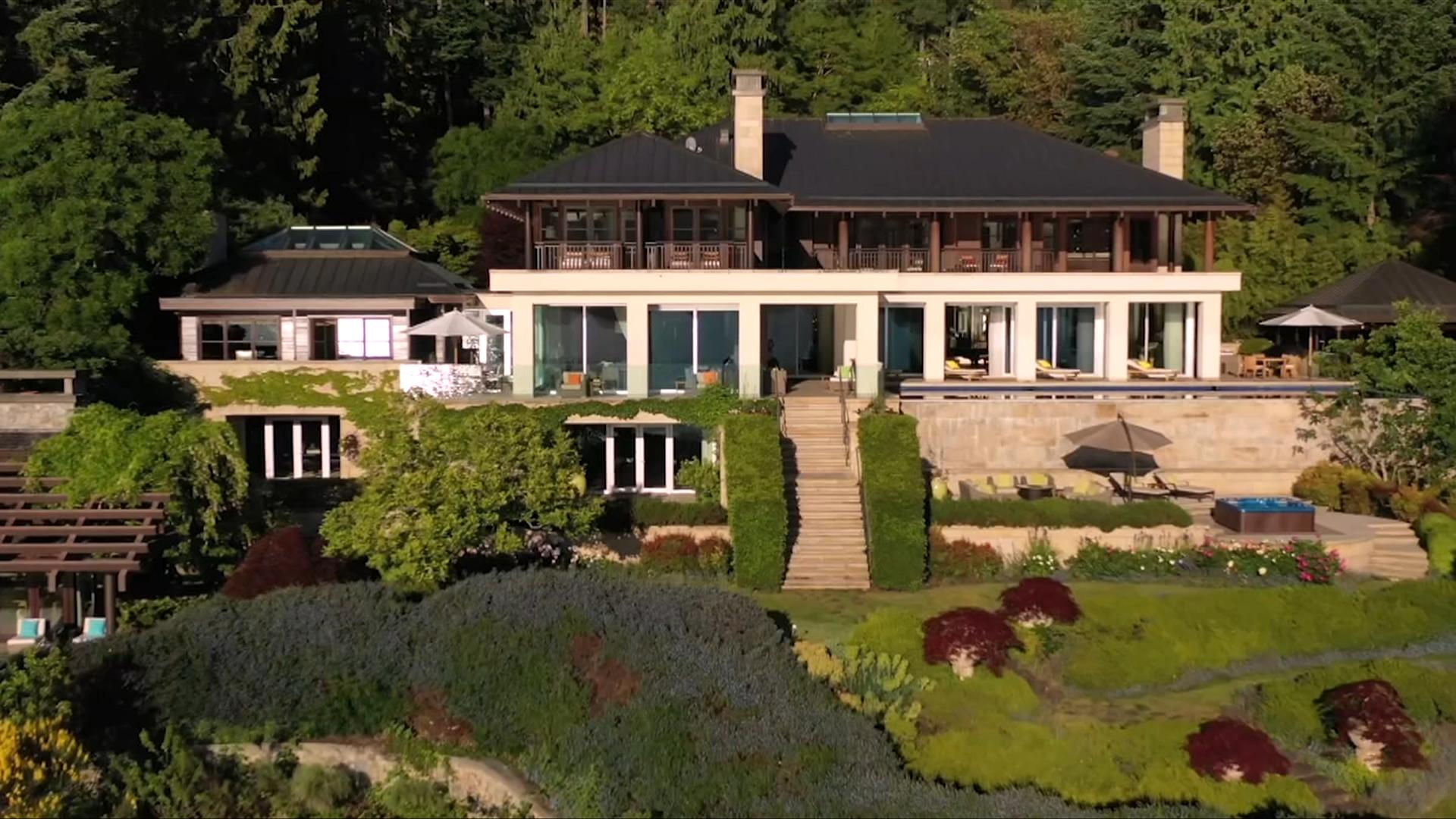 Vastgoed in North Saanich wordt verkocht voor bijna $ 23 miljoen