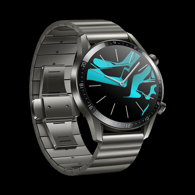 Elementen van Huawei Watch GT 2