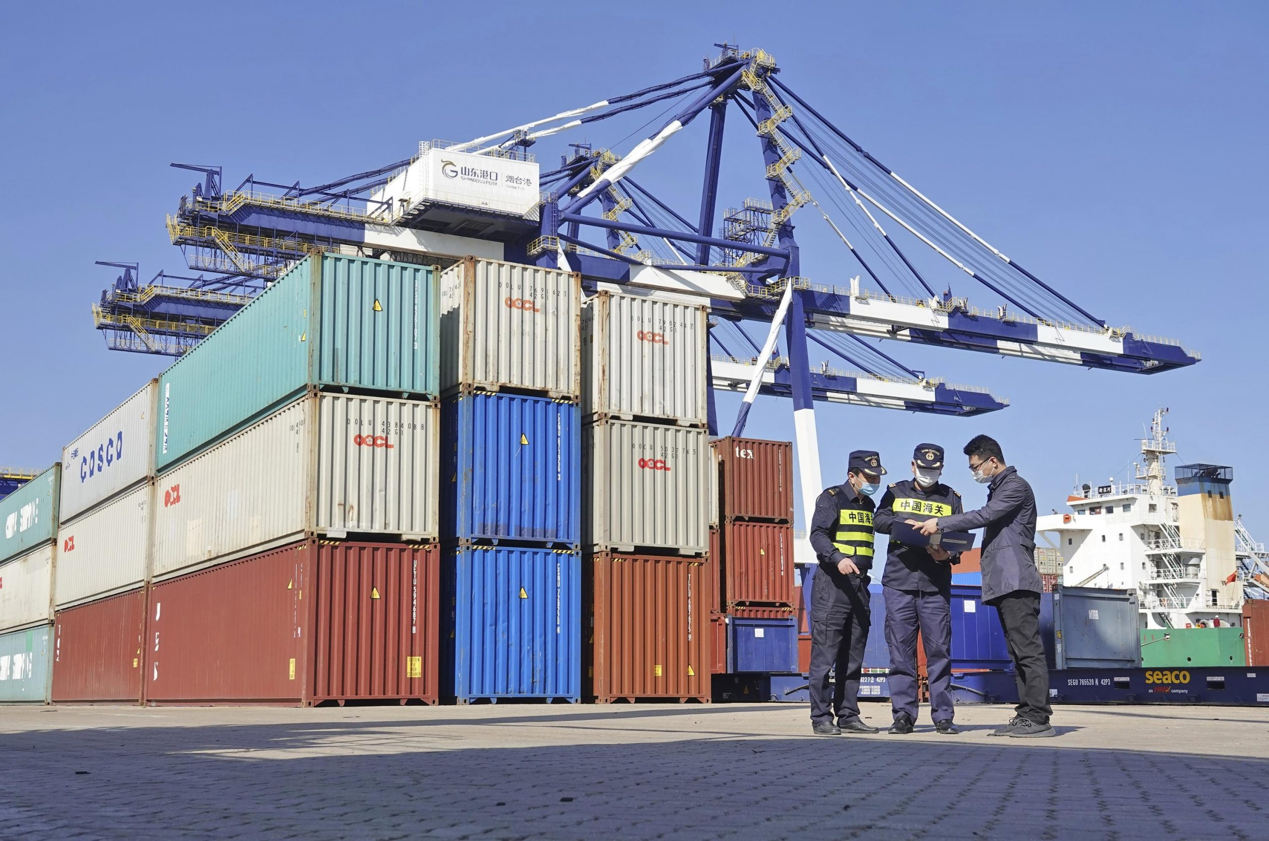 De Chinese export steeg in september met 28%;  Het overschot met de Verenigde Staten groeit